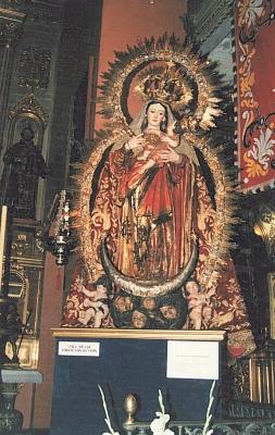 """Exposición  """"Las Glorias de Sevilla"""". Covento de la Paz (Plaza del  Salvador) 1992."""